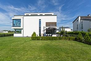 Neubau - Architektenhaus der Extraklasse - Graf Bismarck - www.HUNDT.IM