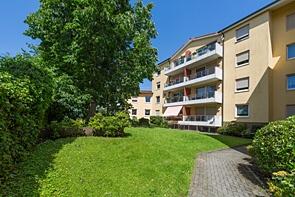 RESERVIERT! Sehr gut aufgeteilte Wohnung mit Balkon in Westerholt - www.HUNDT.IM