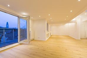 Neubau Penthouse in Citylage von Buer - www.HUNDT.IM