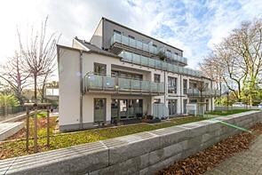 RESERVIERT! Barrierefreie Neubau-Erdgeschosswohnung in Citynähe - www.HUNDT.IM