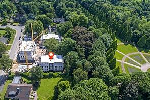 RESERVIERT! Penthouse am Schlosspark in Gelsenkirchen-Buer - www.HUNDT.IM
