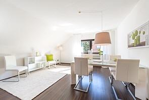 Exklusive Maisonette in grüner Wohnlage von Gladbeck- www.HUNDT.IM