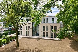 Neubau! Wohnen am Schlosspark in Gelsenkirchen-Buer - www.HUNDT.IM