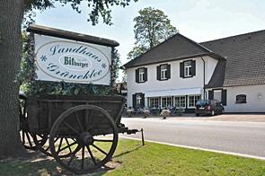 Traditionelles Landhotel mit großer Wohnung - www.HUNDT.IM