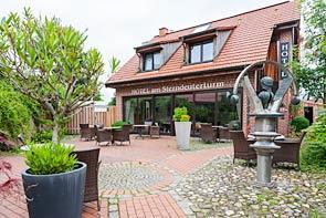 Cafe/Büro mit schöner Außenterrasse - www.HUNDT.IM