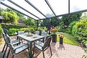 Den Sommer im eigenen Garten geniessen!- www.HUNDT.IM