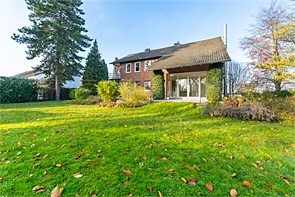 Exklusives Haus zur Miete am Bulmker-Park! - www.HUNDT.IM