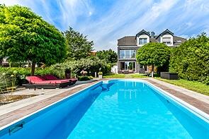 Luxus leben - Einfamilienhaus in einer Premiumlage!