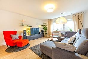 Großzügige Maisonettewohnung mit zwei Loggien! - www.HUNDT.IM
