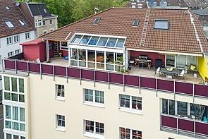 Einzigartiges City-Penthouse in Gelsenkirchen-Buer! - www.HUNDT.IM
