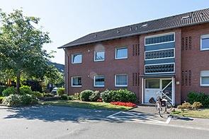Erdgeschoss-Wohnung in bester Lage - www.HUNDT.IM