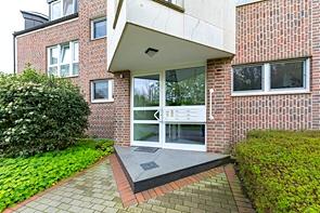 Erdgeschosswohnung mit großer Terrasse in Marl-Polsum - www.HUNDT.IM