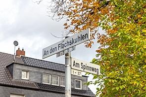 Modernisierte Wohnung in Citynähe von Buer!