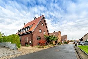 Terrassenwohnung im Zweifamilienhaus in Marl-Polsum!