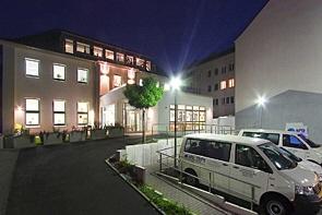 Ehemaliges Pflegedienstgebäude in bester Innenstadtlage - www.HUNDT.IM