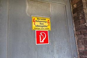 Schalthaus Bergmannsglück - Hier können Sie sich verwirklichen! - www.HUNDT.IM