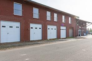 Gut ausgestattete Produktions-/Lagerhalle in Marbeck - www.HUNDT.IM