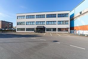 Komplettes Bürohaus im Gewerbegebiet! - www.HUNDT.IM